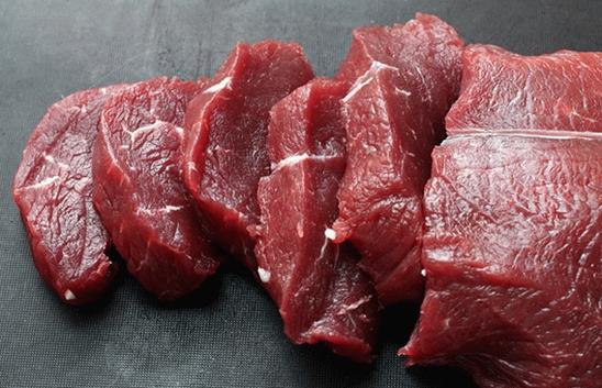 вибрати свіже м'ясо?